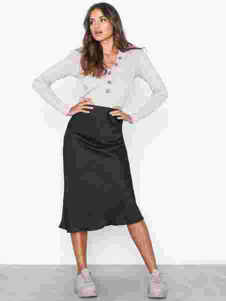 provide plenty of how to orders elegant and graceful Bias Cut Skirt, River Island
