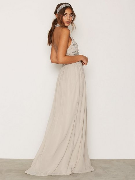 Decor Open Back Dress