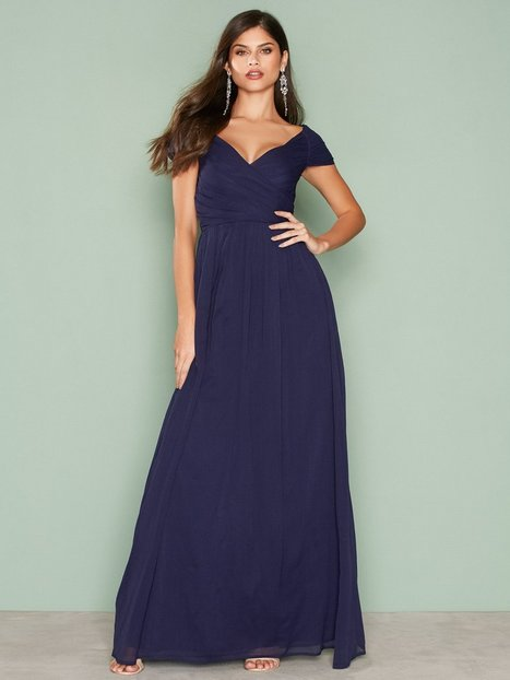 Dark Blue Gown