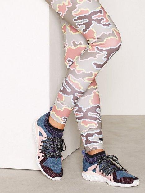 Billede af Adidas by Stella McCartney Crazymove Bounce Træningssko Blå / Rosa