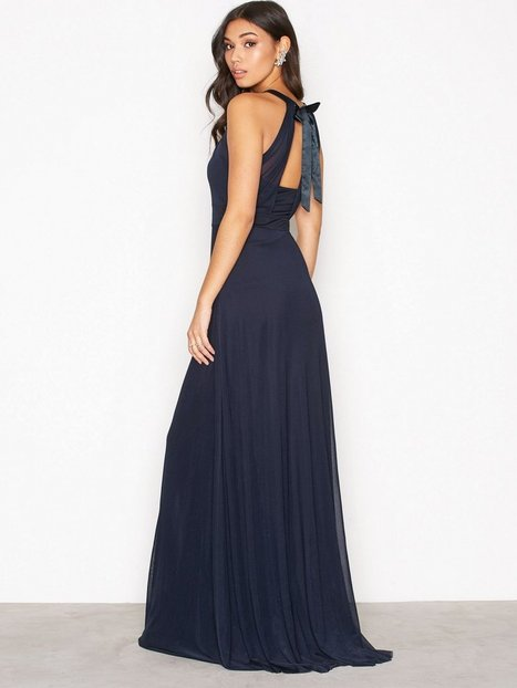 Seethrough Bow Gown