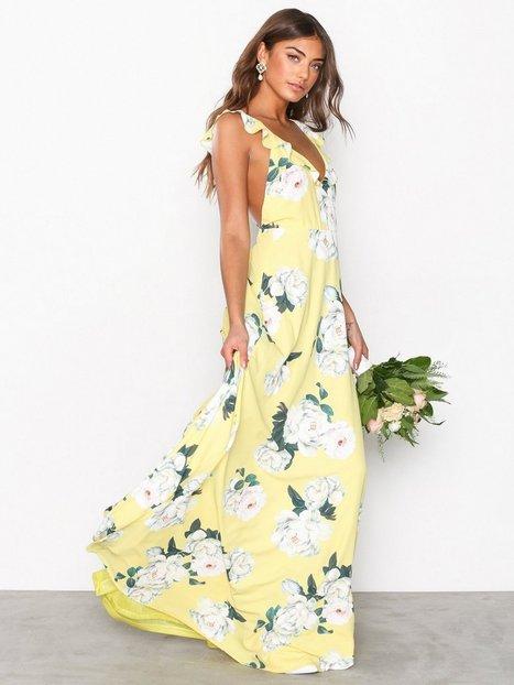 Flounce Me Gown