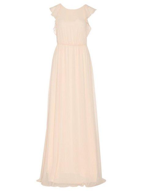 Flirty Flounce Gown