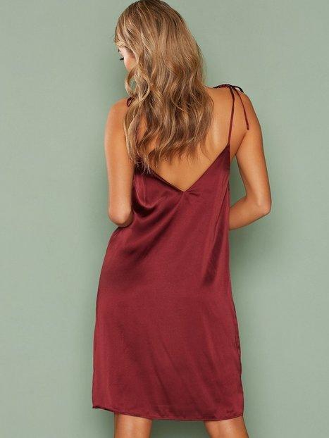 Satin Exclusive Dress