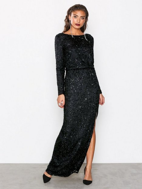 Sparkly Lace Gown