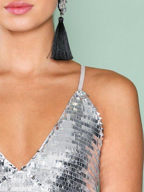 Slip In Sequin Gown