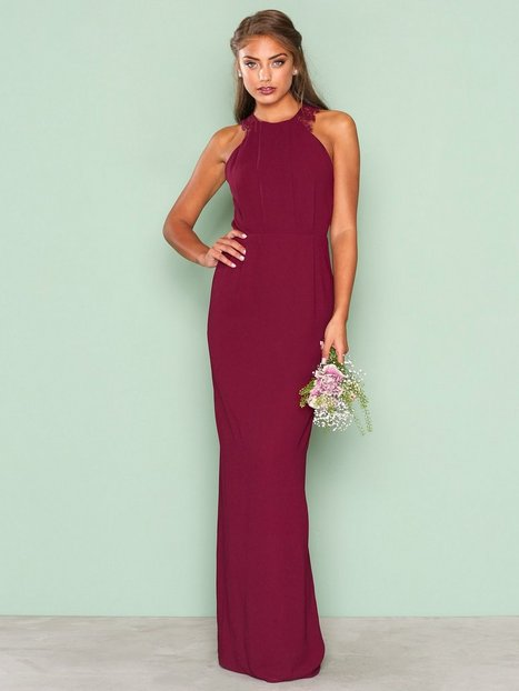Maxi Crepe Gown