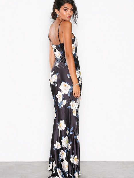 Floral Tail Gown