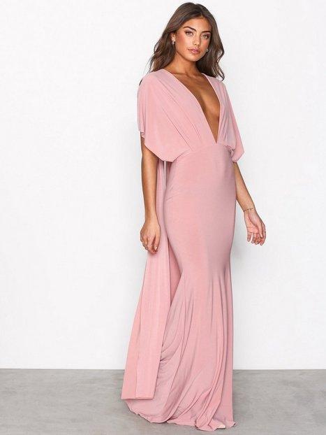 Multiwrap Gown - Nly Eve - Rose - Partykleider - Kleidung - Damen ...