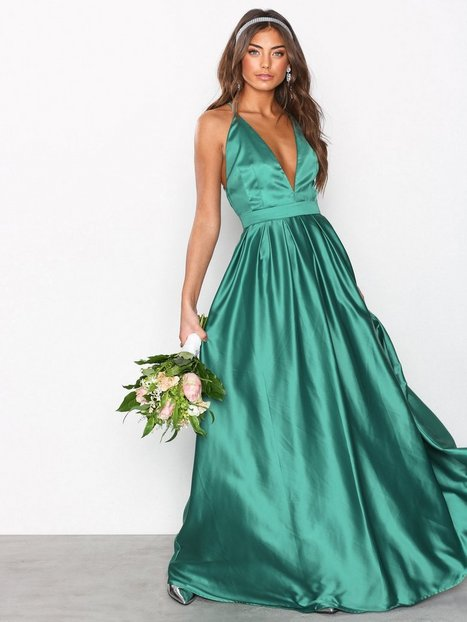 Strap Ball Gown