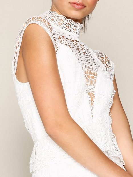 Heavy Lace Gown
