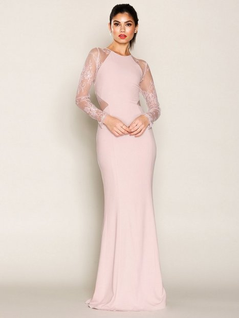 Long Sleeve Tight Gown