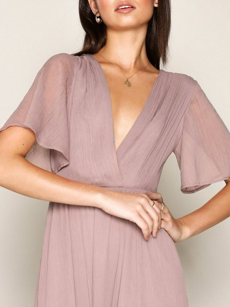 Wide Sleeve Gown