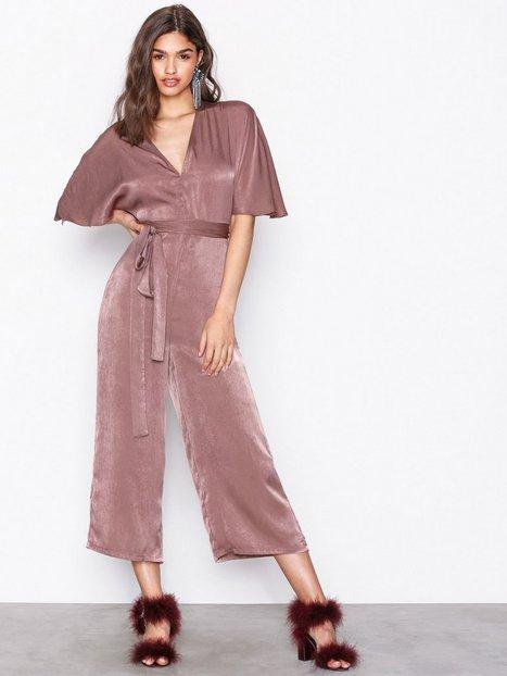 Billede af NLY Trend Kimono Culotte Jumpsuit Jumpsuits