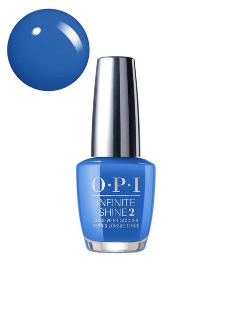 OPI Infinate Shine - Lisbon Collection Tile Art to Warm Your Heart