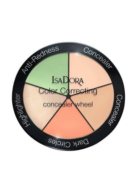 Billede af Isadora CC Concealer Wheel Concealer Flerfarvede
