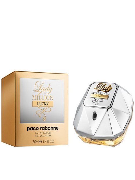 Billede af Paco Rabanne Lady Million Lucky Edp 50ml Parfumer