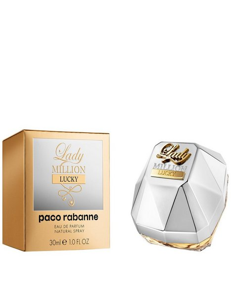 Billede af Paco Rabanne Lady Million Lucky Edp 30ml Parfume Transparent