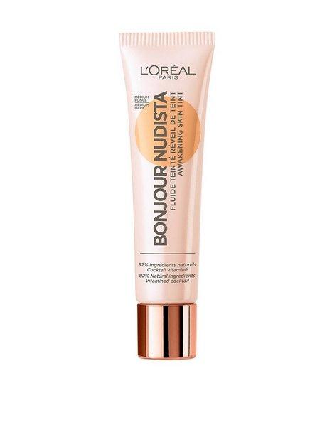Billede af L'Oréal Paris Bonjour Nudista - Awakening Skin Tint Foundation Medium