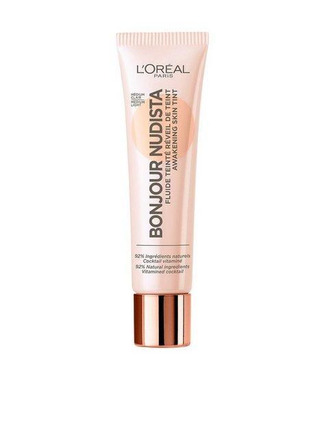 Billede af L'Oréal Paris Bonjour Nudista - Awakening Skin Tint Foundation Medium Light