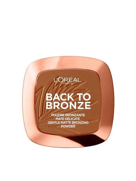Billede af L'Oréal Paris Back to Bronze - Matte Bronzing Powder Bronzer Back to Bronze