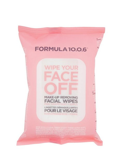 Formula 10.0.6 Wipe Your Face Off Ansiktsrengöring