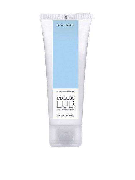 Billede af Mixgliss Water-based Lubricant 150ml Glidecreme Transparent