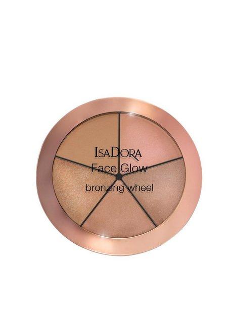 Billede af Isadora Face Glow Bronzing Wheel Bronzer Beach Glow