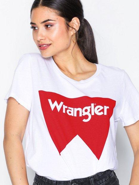 Billede af Wrangler Festival Tee T-shirt White
