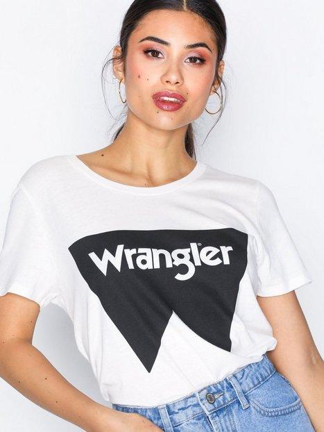 Billede af Wrangler Festival Tee T-shirt Offwhite