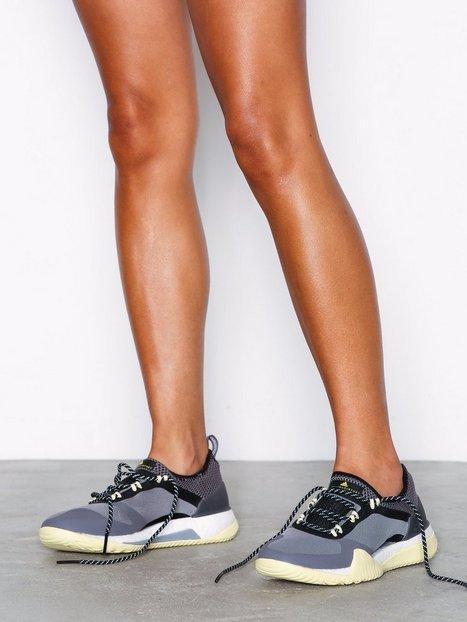 Billede af Adidas by Stella McCartney PureBOOST X Tr 3.0 Neutrale løbesko Stone