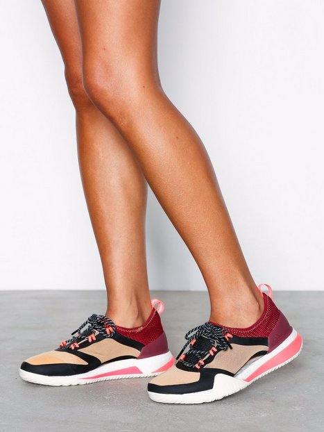 Billede af Adidas by Stella McCartney PureBOOST X Tr 3.0 Neutrale løbesko Cardboard