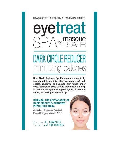 Billede af masque B.A.R Eye Treat Dark Circle Reducer Minimizing Patches Øjenpleje Transparent