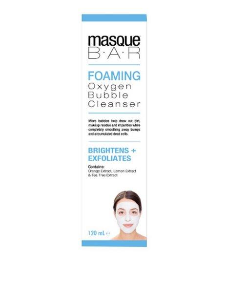 Billede af masque B.A.R Foaming Oxygen Bubble Cleanser Ansigtsmaske Transparent