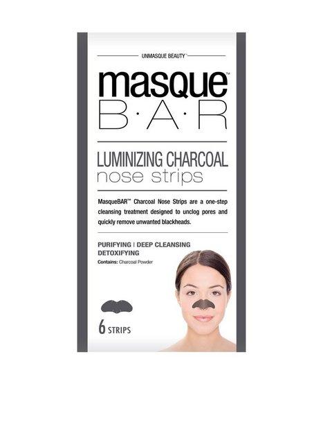 Billede af masque B.A.R Charcoal Nose Strips Ansigtsrens Sort