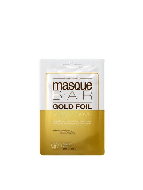 Billede af masque B.A.R Foil Masque Gold Sheet Mask Ansigtsmasker