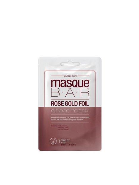 Billede af masque B.A.R Foil Masque Rose Gold Sheet Mask Ansigtsmasker