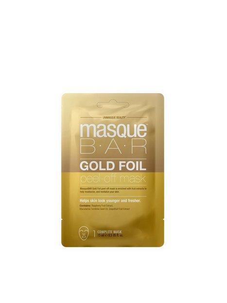 Billede af masque B.A.R Foil Masque Gold Peel-Off Mask Ansigtsmasker