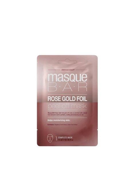 Billede af masque B.A.R Foil Masque Rose Gold Peel-Off Mask Ansigtsmaske Rose Gold