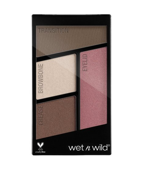Billede af Wet n' Wild Color Icon Eyeshadow Quads Øjenskygge Sweet As Candy