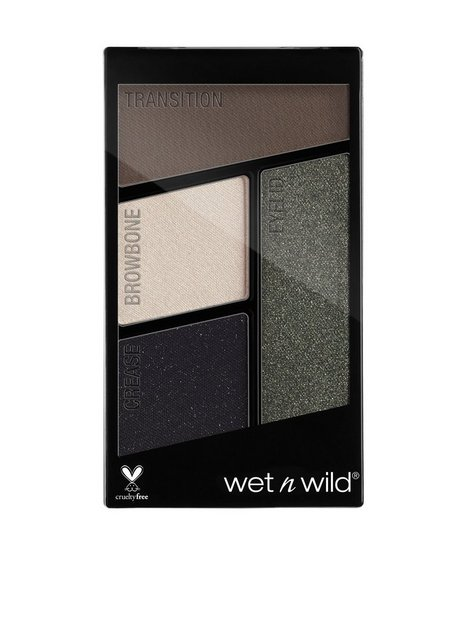 Billede af Wet n' Wild Color Icon Eyeshadow Quads Øjenskygge Lights out