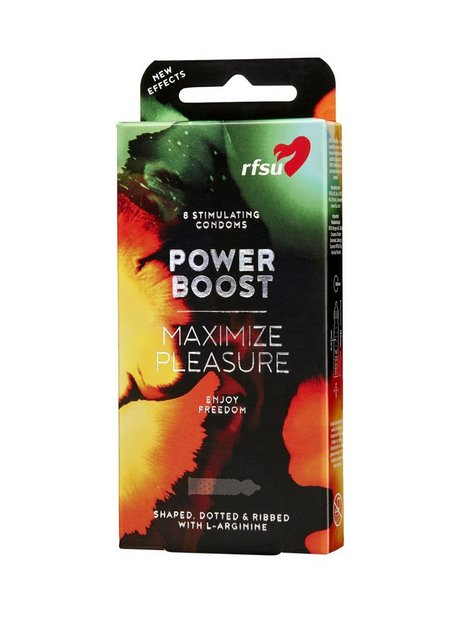Billede af RFSU Power Boost Condoms 8-Pack Kondomer