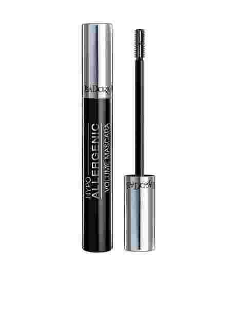 Isadora Allergenic Hypo Mascara Black Make Up Hygiene Volume wOPkn0