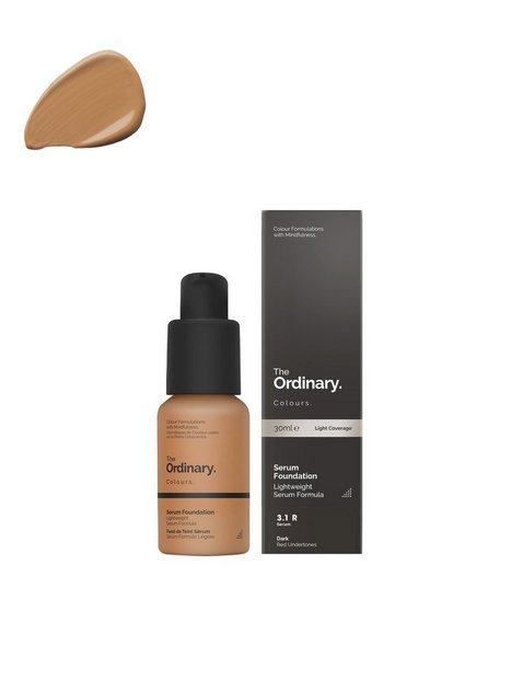 The Ordinary Serum Foundation 30ml 3.1 R dark Red