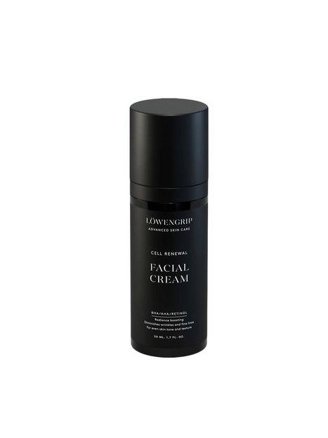 Billede af Löwengrip Advanced Skin Care - Cell Renewal Facial Cream 50ml Dagcreme Transparent