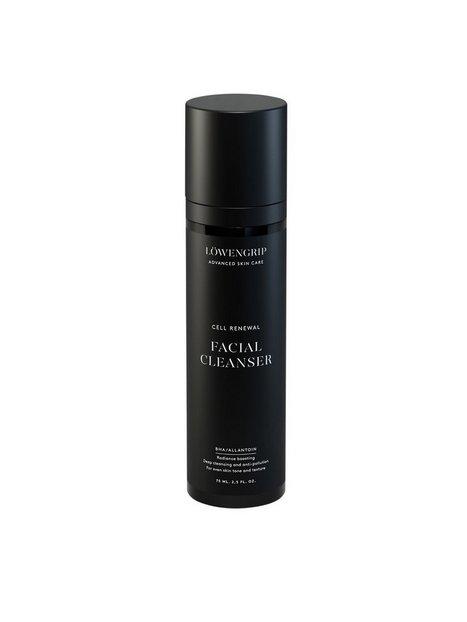 Billede af Löwengrip Advanced Skin Care - Cell Renewal Facial Cleanser 75ml Ansigtsrens Transparent