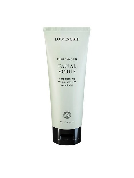 Billede af Löwengrip Purify My Skin - Facial Scrub 75ml Scrub & eksfoliering