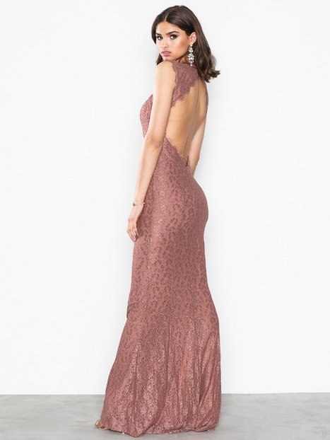 NLY Eve Mermaid Lace Gown Kotelomekot Rose thumbnail