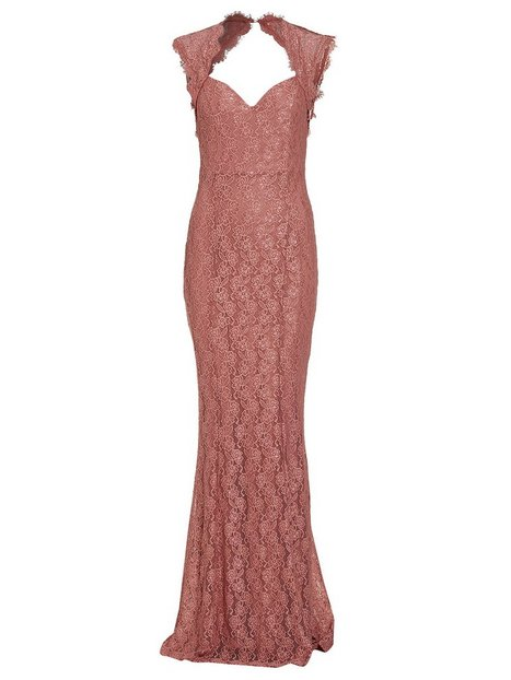 Mermaid Lace Gown