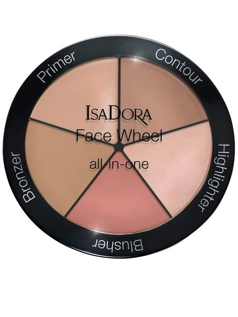 Billede af Isadora Face Wheel All-In-One Contouring & strobing